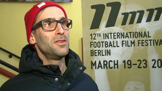 <b>...</b> DFB-Kulturstiftung 11mm Fußballfilmfestival: Interview mit <b>Sven Schrader</b> - 10644_640x360
