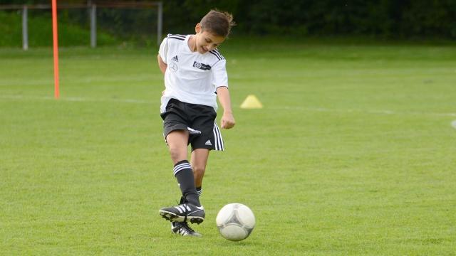 Pass Fußball