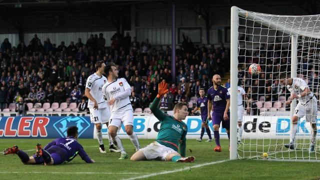 3. Liga: Torshow vom 21. Spieltag