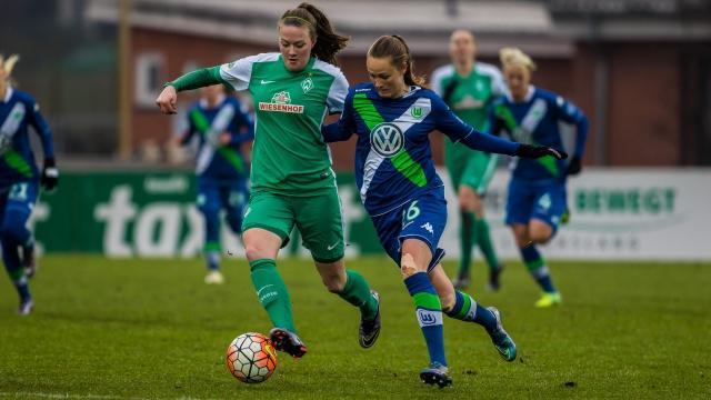 Bremen Wolfsburg Highlights