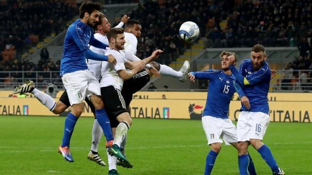 Highlights Deutschland Italien