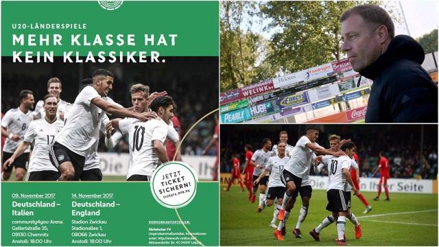 Mehr Klasse Hat Kein Klassiker Deutschland Gegen Italien In Chemnitz