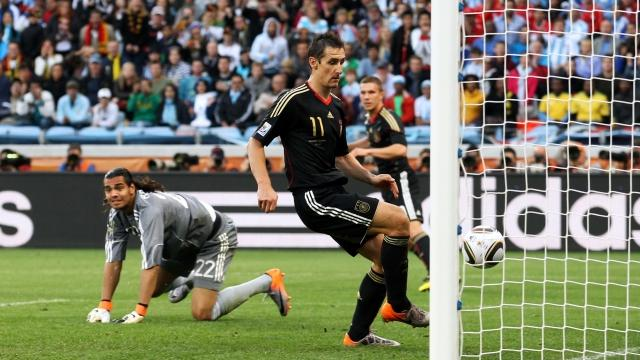 Wm 2010 Die Schönsten Bilder Vom Viertelfinale Gegen Argentinien