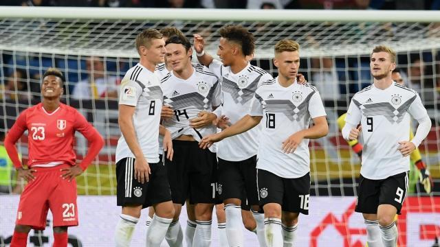 Deutschland Gewinnt 21 Gegen Peru