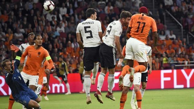 Highlights Niederlande Vs Deutschland