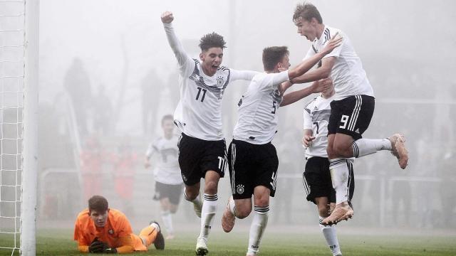 Highlights U16 Landerspiel Deutschland Vs Frankreich