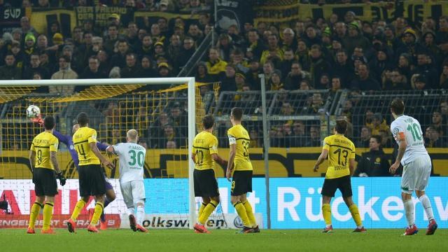 Borussia Dortmund Gewinnt Den Dfb Pokal 2017