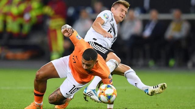 Highlights Deutschland Vs Die Niederlande