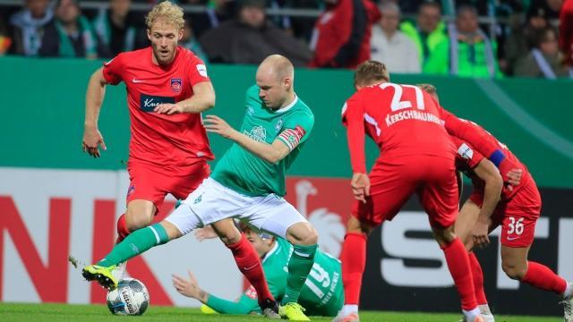 Werder Bremen Gegen Heidenheim