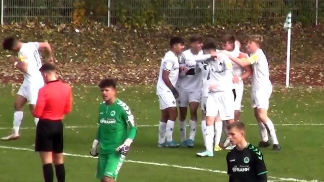 13 Spieltag B Junioren Bundesliga Alle Spiele Alle Tore