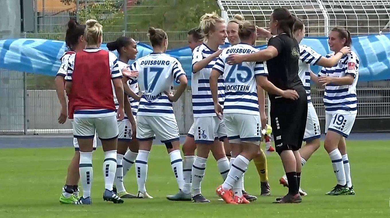 Frauen Fußball Ligen