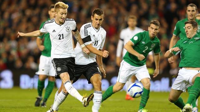 Irland Vs Deutschland 2020
