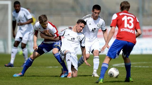 3. Liga: Torshow vom 34. Spieltag