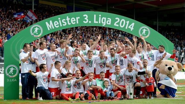 1. FC Heidenheim holt Meistertitel